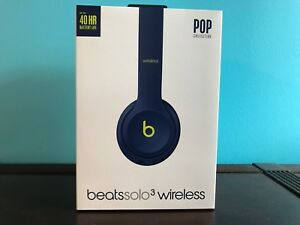Beatssolo3 wireless neuf