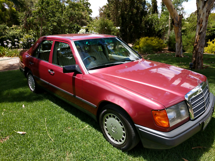 1989 260e Mercedes Angle Vale Playford Area Preview