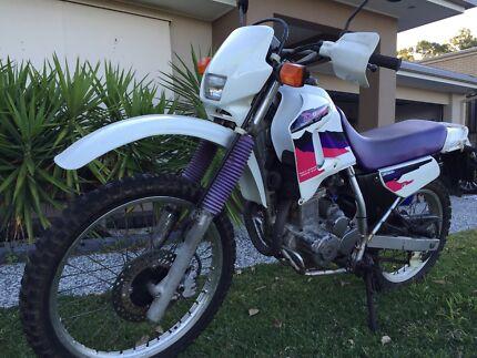 Honda XL250 Degree 1987 Riverhills Brisbane South West Preview