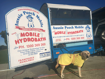 Aussie Pooch Mobile Scarborough!