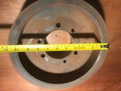 Bushing Bore V-belt Pulley 55v10 9e H Max Rpm 2298 5v Belt Section 10.9 Od