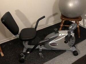 Exercise Bike - Do you have a bad back?