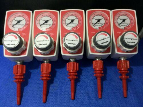 1 Precision Medical Inc. PM3100 PM 3100 Vacuum Regulator - Red -         kp