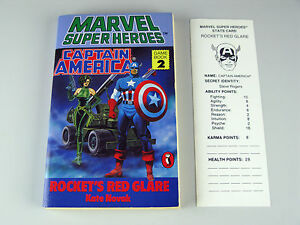 CAPTAIN-AMERICA-ROCKET-S-RED-GLARE-MARVEL-SUPERHEROES-GAME-BOOK-2