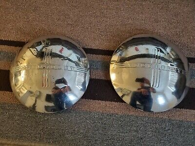 1940 Chevy Hubcaps