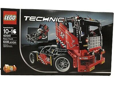 LEGO Technic Race Truck 42041, Brand New - Retired