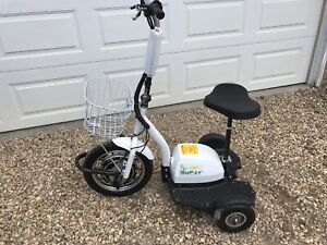 GoPET personal electric trike