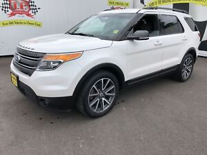 2015 Ford Explorer XLT, Leather, 3rd Row Seating, 4x4, 83, 000km