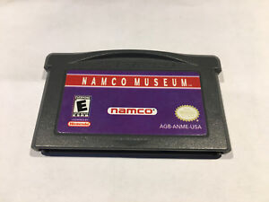 Game Boy Advance Namco Museum