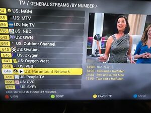 IPTV Subscription (Over 2000 Channels)