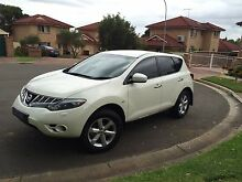 2011 Nissan Murano with extras Bossley Park Fairfield Area Preview