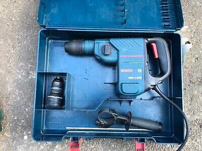 Bosch GBH 4 DFE  industrial  sds hammer drill breaker 240v