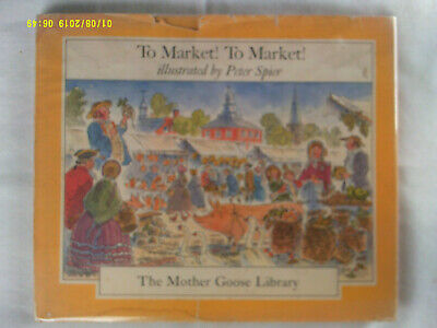 To Market! To Market! Peter Spier (Illus). 1967. 1st edn. H/b. D/w. Illus. VG. for sale  Shipping to South Africa