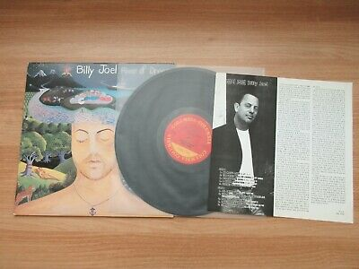 BILLY JOEL - River Of Dreams 1993 Korea Orig LP Insert RARE No Barcode