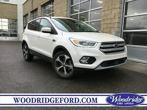 2018 Ford Escape SEL HEATED LEATHER SEATS, REMOTE KEYLESS ENT...