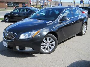 2012 BUICK REGAL PREMIUM | Leather • Roof •eAssist • Alloys