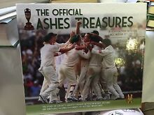 The official ashes treasures Bernard whimpress Millbank Bundaberg City Preview