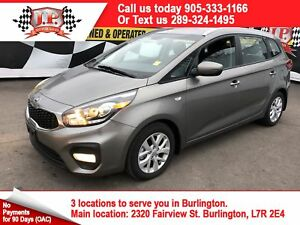 2017 Kia Rondo LX, Automatic, Heated Seats, Bluetooth, 5.000km