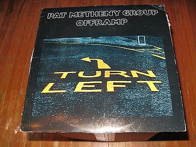 Pat Metheny, Offramp, ECM 1-1216, NM not a scratch. Pristine condition!