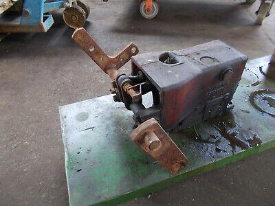 Farmall Cub Hydraulic Unit Rockshaft