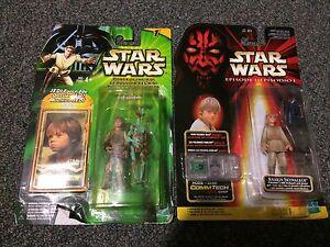 Star Wars Anakin Skywalker Action Figures