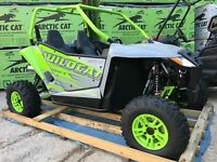 2017 Arctic Cat Wildcat Sport Limited EPS Guelph Ontario Preview