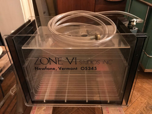 Zone VI 11x14 Print and Film Washer Kodak Ilford Paper Darkroom - Pickup In NYC