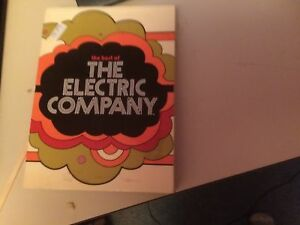 1970's classic TV Electric Company