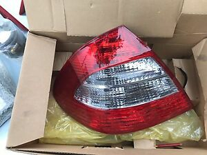 Mercedes ml 350 taillight