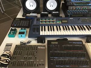 SYNTHS, STUDIO & MISC Sunbury Hume Area Preview
