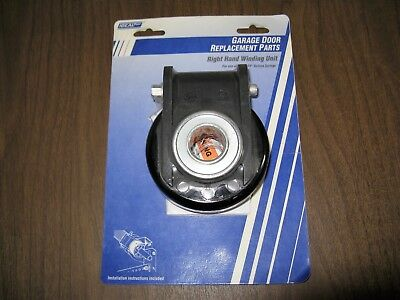 (Ideal Garage Door Right Hand winding Unit Replacement Part Use W/ EZ-SET Springs)
