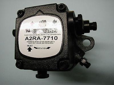 Suntec A2ra7710 Reznor Clean Burn 107032 Waste Oil Burner Pump One Year Warranty
