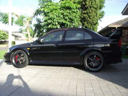 1999 Mitsubishi Lancer Evo 6 GSR Burwood Burwood Area Preview