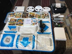 Wii Games and Accessories For Sale