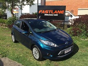 2010 Ford Fiesta Hatch LOW KMS FULL LOG BOOK! Capalaba West Brisbane South East Preview