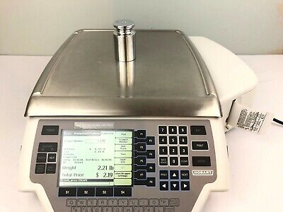 Hobart Quantum Deliproducemeatretail Scale W Label Printer Warranty