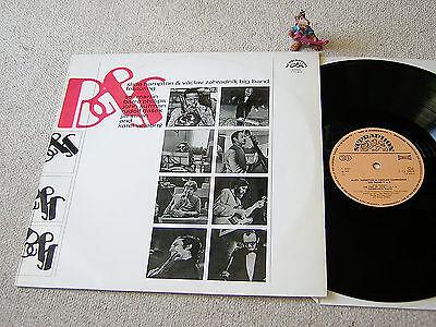 SLIDE HAMPTON & V. ZAHRADNIK BIG BAND B&S 1971 CZECH LP SUPRAPHON 1 15 0929
