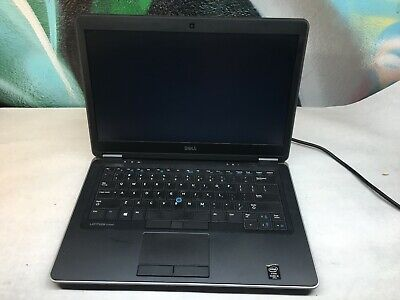 Dell Latitude E7440 laptop i5-4310U 4GB - 250GB - 14