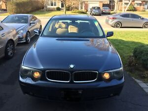 2004 BMW 745i - Executive Pkg - No Accidents - safetied