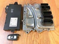 Genuine BMW E81 E88 E90 E90 E91 E92 Petrol N43 ECU Control Module DME 07-11 V
