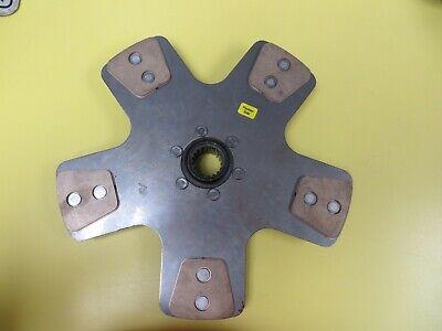 Ah84955 12 Ceramic Rigid Transmission Disc For John Deere 6600 6620 7700 7720