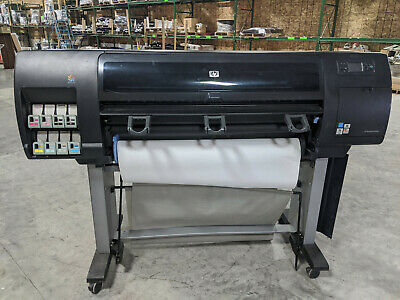 Hp Designjet Printer Z6100 Ps 42in Parts Only