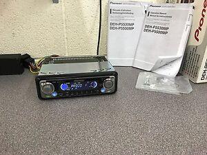 Pioneer-Deh-P5500mp-COCHE-RADIO-CD-estereo-reproductor-de-Mp3-50x4-Completo-potencia-MOSFET