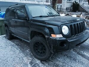 Jeep Patriot 2010 lifted