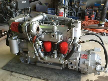 MARINE DIESEL ENGINE IVECO 330 HP X 2 WITH ZF GEARBOX'S Landsdale Wanneroo Area Preview