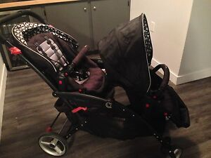 Contour Options double stroller
