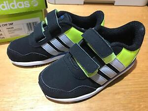 Shoes boys size 8.5 may fit 1-2 yrs old Ruse Campbelltown Area Preview