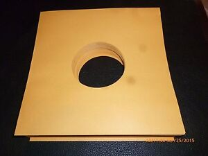 Lot of 50 NEW Paper Record Sleeves for 10