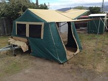 2010 oztrail Camper Trailer 11 months rego CHEAP!!! Howrah Clarence Area Preview