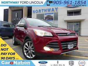 2015 Ford Escape SE | NAV | REAR CAM | PANO ROOF | HEATED SEATS